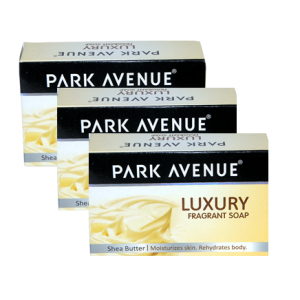 Buy Park Avenue Luxury Soap (Buy 2 Get 1 Free) - Nykaa
