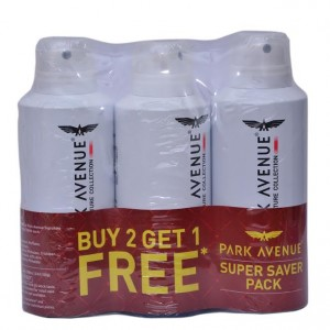 Buy Park Avenue Voyage Signature Deo (Buy 2 And Get Park Avenue Alter Ego Signature Deo Free) - Nykaa