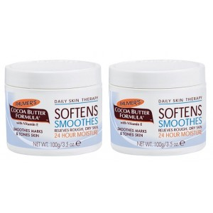 Buy Palmer's Cocoa Butter Formula with Vitamin E Cream Pack of 2 - Nykaa