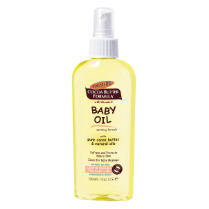 Buy Palmer's Cocoa Butter Formula Baby Oil - Nykaa