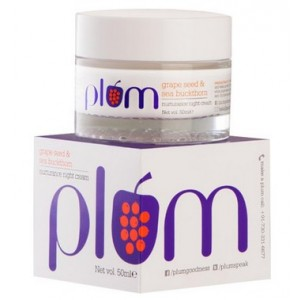Buy Plum Grape Seed and Sea Buckthorn Nurturance Night Cream - Nykaa