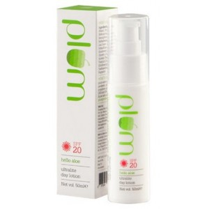Buy Plum Hello Aloe Ultra-Lite Day Lotion - SPF 20 - Nykaa