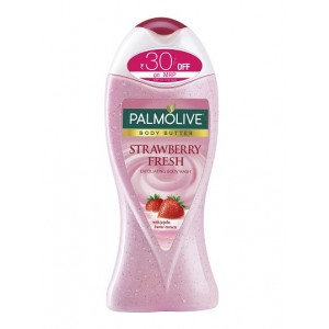 Buy Palmolive Strawberry Fresh Body Butter (Save Rs 30/- off) - Nykaa