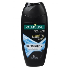 Buy Palmolive Men Refreshing 3 in 1 Body Wash - Nykaa