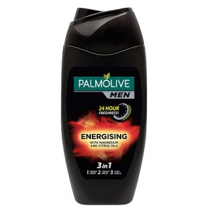 Buy Palmolive Men Energising 3 in 1 Body Wash - Nykaa