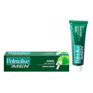 Buy Palmolive Cool Menthol Shave Cream for Men - Nykaa