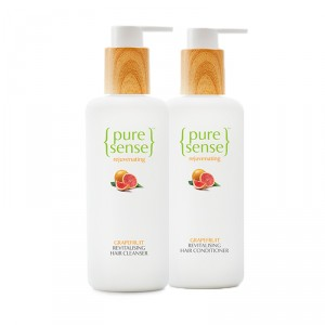 Buy PureSense Revitalising Hair Treatment Cleanser + Conditioner Combo - Nykaa