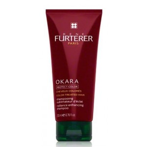 Buy Rene Furterer Okara Protect Color Radiance Enhancing Conditioner - Nykaa