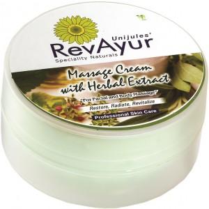 Buy RevAyur Herbal Massage Cream - Nykaa
