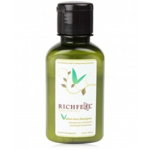 Buy Richfeel Aloe Vera Shampoo - Nykaa