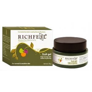 Buy Richfeel Fruit Gel - Nykaa