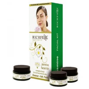 Buy Richfeel Jasmine Facial Kit - Nykaa