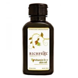 Buy Richfeel Vitamin E++ Skin Oil - Nykaa