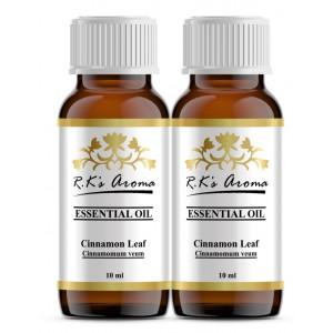 Buy R.K's Aroma Cinnamon Leaf (Pack of 2) Essential Oil - Nykaa