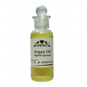 Buy R.K's Aroma Argan Carrier Oil - Nykaa