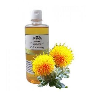 Buy R.K's Aroma Safflower Carrier Oil - Nykaa