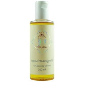 Buy R.K's Aroma Sensual Body Oil - Nykaa