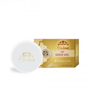 Buy R.K's Aroma 24K Gold Gel - Nykaa
