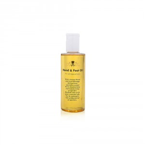Buy R.K's Aroma Hand and Foot Massage Oil - Nykaa