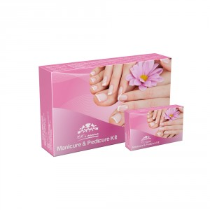 Buy Herbal R.K's Aroma Manicure And Pedicure Kit - Nykaa