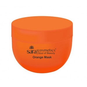Buy Herbal Sara Orange Mask - Nykaa