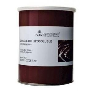 Buy Sara Dark Chocolate Liposoluble Wax - Nykaa