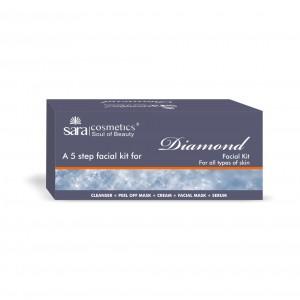 Buy Sara Diamond Kit 65 g (Set of 5) - Nykaa
