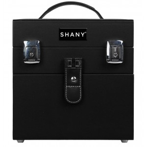 Buy Shany Color Matters - Nail Accessories Organizer And Makeup Train Case - Black - Nykaa