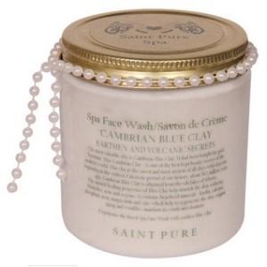 Buy Saint Pure Spa Cambrian Blue Clay PH Balance Earthen Spa Face Wash - Nykaa
