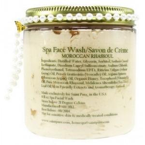 Buy Saint Pure Spa Moroccan Rhassoul Hammam Beauty & Spa Face Wash - Nykaa