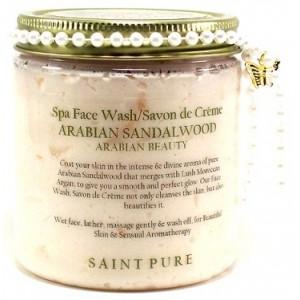 Buy Herbal Saint Pure Spa Arabian Sandalwood Beauty Face Wash - Nykaa