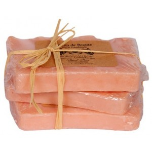 Buy Herbal Saint Pure Spa Moroccan Rose Spa Soap Stacks - Nykaa
