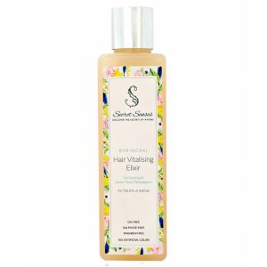 Buy Secret Senses Bhringraj Hair Vitalizing Elixir - Nykaa