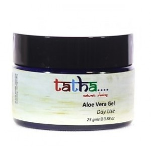 Buy Tatha Nature's Blessing Aloe Vera Gel Day Use - Nykaa