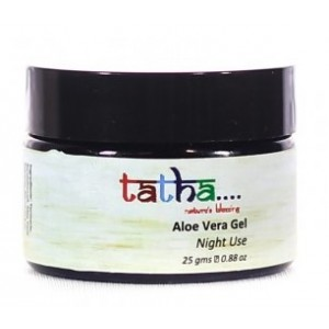 Buy Herbal Tatha Nature's Blessing Aloe Vera Gel Night Use - Nykaa