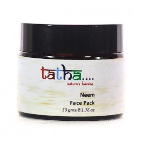 Buy Herbal Tatha Nature's Blessing Neem Face Pack - Nykaa