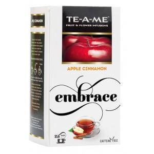 Buy Herbal TE-A-ME Apple Cinnamon Infusion Tea - Nykaa