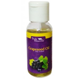 Buy Truly Essential Grapeseed Oil - Nykaa