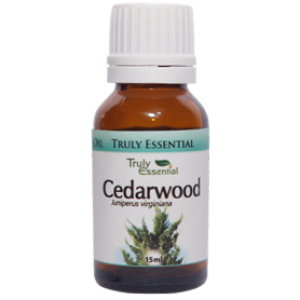 Buy Truly Essential Cedarwood Oil - Nykaa