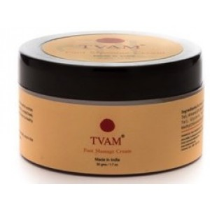 Buy TVAM Foot Massage Cream - Nykaa