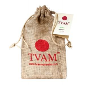 Buy TVAM Henna Natural Black Hair Color - Nykaa