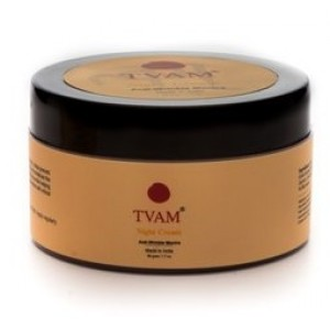 Buy TVAM Night Cream Anti-Wrinkle Mantra - Nykaa