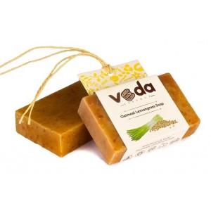 Buy Veda Essence Oatmeal Lemongrass Soap - Nykaa