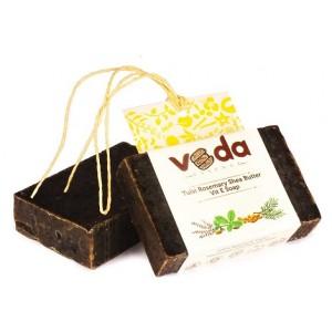 Buy Veda Essence Tulsi Rosemary Shea Butter Vit E Soap - Nykaa