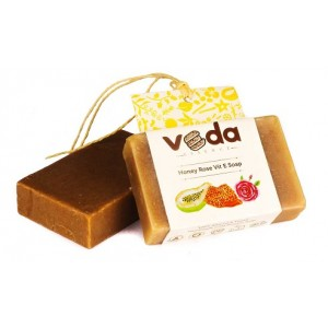 Buy Veda Essence Honey Rose Vit E Soap - Nykaa