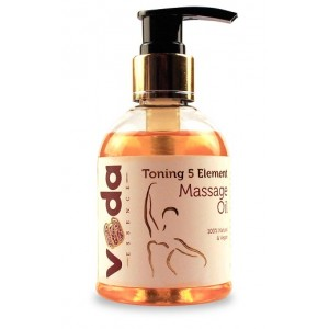 Buy Veda Essence Toning 5 Element Massage  Oil - Nykaa