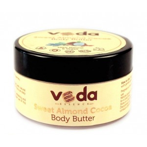 Buy Veda Essence Sweet Almond Cocoa Body Butter - Nykaa