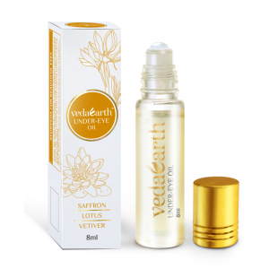 Buy VedaEarth Under-Eye Oil - Nykaa