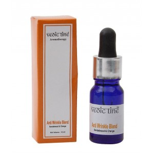 Buy Vedic Line Anti Wrinkle Blend Sandalwood & Orange - Nykaa