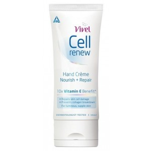 Buy Vivel Cell Renew Nourish + Repair Hand Creme - Nykaa